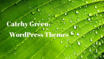 Green WordPress Themes