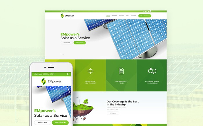 Top 10 Catchy Green WordPress Themes