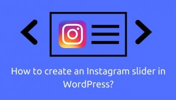 How to Create an Instagram Slider