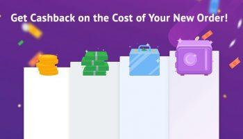 TemplateMonster Loyalty Program Gives Cashback Bonuses for New Orders