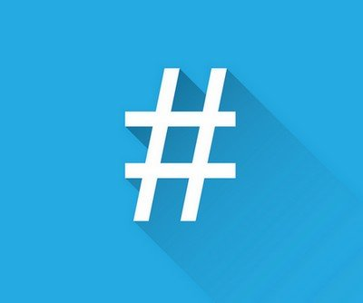 It is also important to research relevant global hashtags.