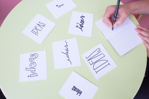 Brainstorming giveaway ideas is essential before making a decision.
