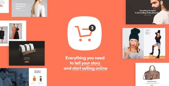 Shopkeeper is an interactive multipurpose ecommerce WordPress theme.