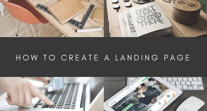 Creating a Great WordPress Landing Page