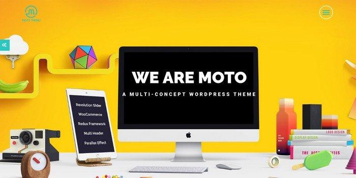 Moto Theme - The Best Marketing Theme?