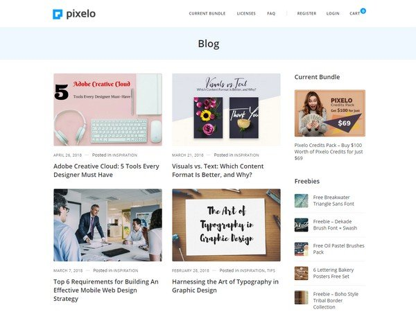 Design Resources - Pixelo Offers More Than Just Technical Help