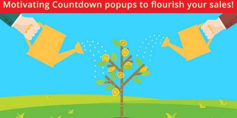 Countdown Popups