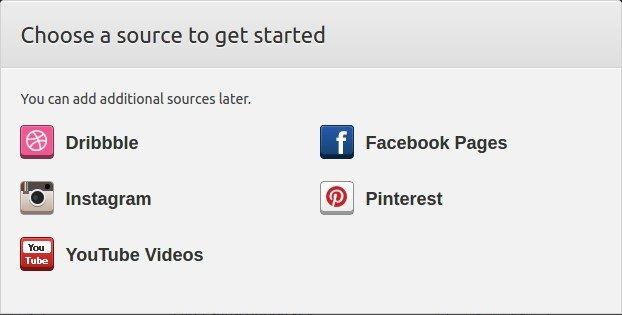 Configure Your Instagram Source