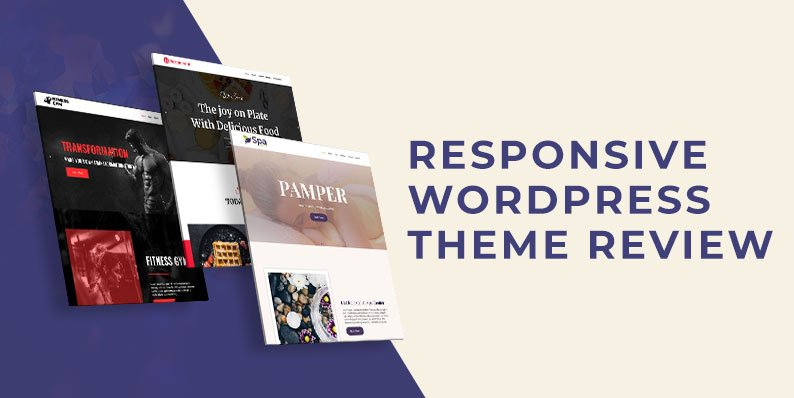 Free Responsive WordPress Theme Review
