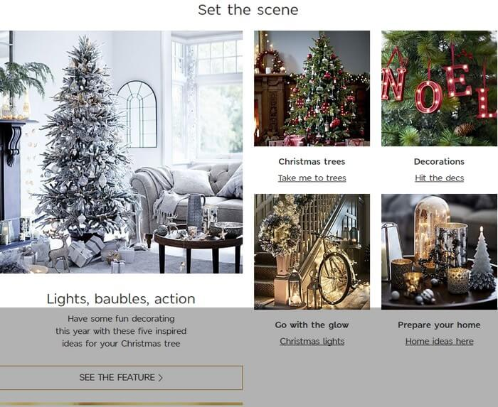Holiday Season - Optimise Your Landing Page