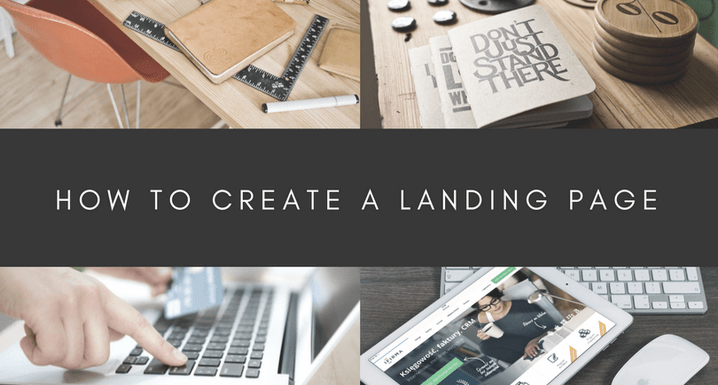 Creating a Great WordPress Landing Page