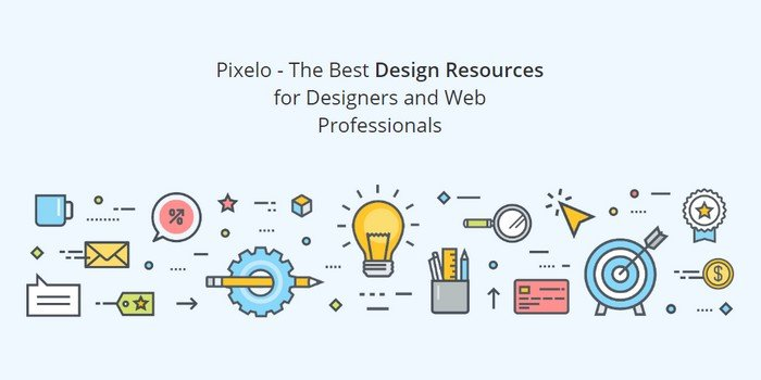 Design Resources and Tools Brought to You by Pixelo.net