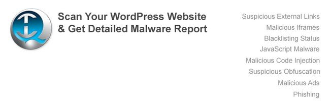 Quttera Web Malware Scanner is a WordPress plugin that helps you fully scan your WordPress site.