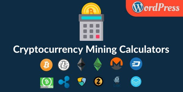 Cryptocurrency Mining Calculator Widgets supports multiple currencies.