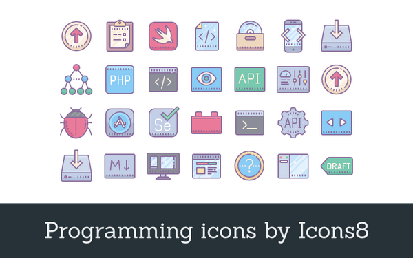 This awesome bundle contains up to 56 icons that can be used for commercial and personal projects.