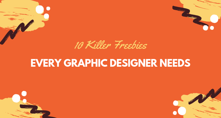 Killer Freebies Every Graphic Designer Needs