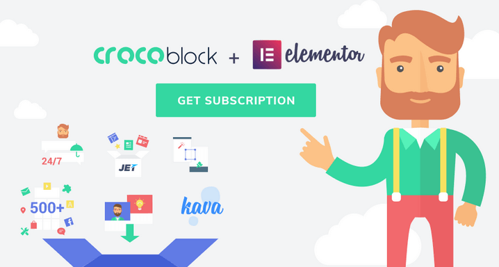 The Next Generation of Elementor Subscription – CrocoBlock