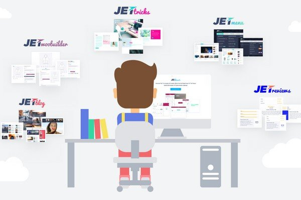 Jet plugins are one of the most popular addons for Elementor.