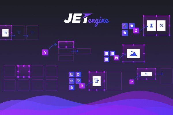 JetEngine introduces the concept of dynamic content to Elementor.