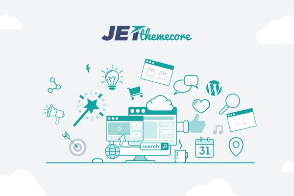 JetThemeCore helps you to building websites from header to footer.