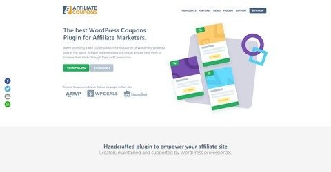 Affiliate Coupons WordPress Plugin