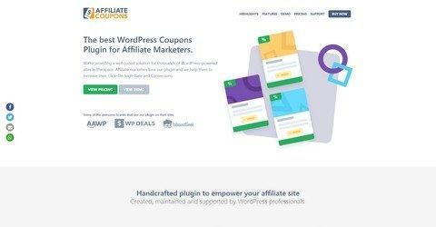 Affiliate Coupons WordPress Plugin
