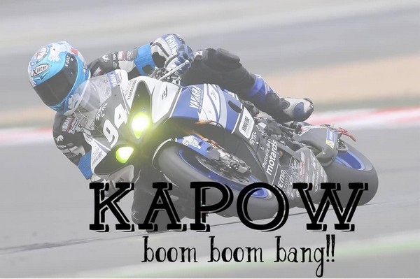 Kapow Font
