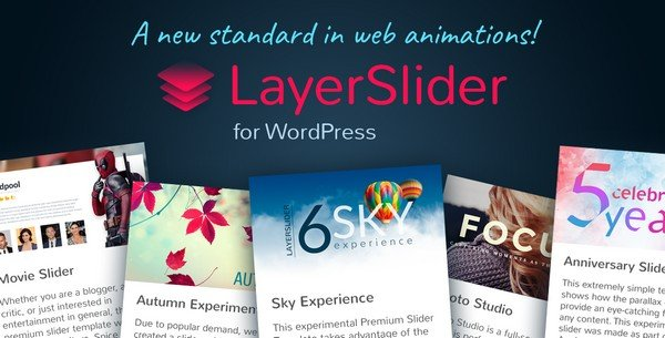 LayerSlider is another well-used slider plugin.