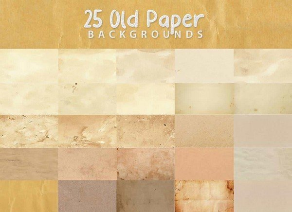 Old Paper Backround