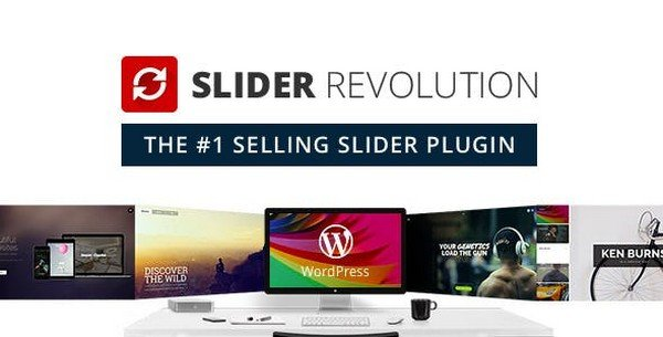 Slider Revolution is one of the best-selling slider plugins.
