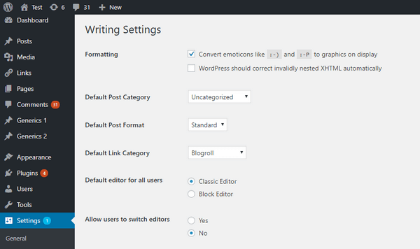 WordPress will become accessible from more users, from writing services to personal bloggers.