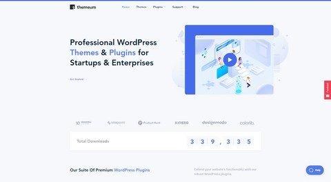 Themeum WordPress Themes and Plugins