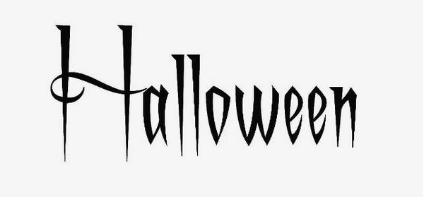 6 Best Glitch Fonts - A Charming Font is perfect for a Halloween party invite.
