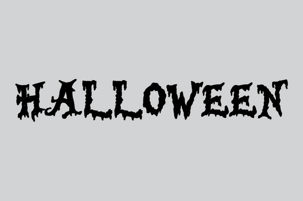 6 Best Glitch Fonts - Happy Halloween is a perfect font for the scariest time of the year.