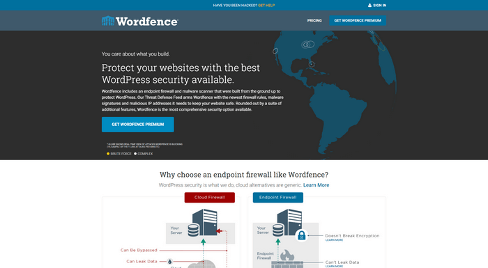 WordFence is a firewall and malware scanner custom-built plugin to protect WordPress.