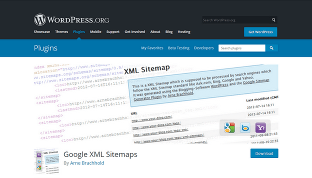 Best WordPress Plugins for Your Small Business Website - With Google XML Sitemaps, it will be a breeze to do your site's SEO initial setup.