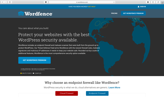 Best WordPress Plugins for Your Small Business Website - Wordfence Security is a WordPress plugin that can help guard your website against hacks and attacks.
