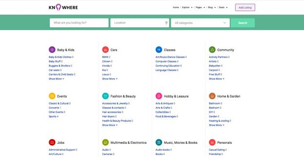 Knowhow Pro is an elegant multipurpose WordPress theme.