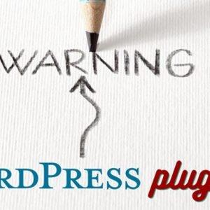 Warning Signs of Unsafe WordPress Plugins