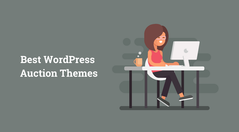 10 Best WordPress Auction Themes of 2020