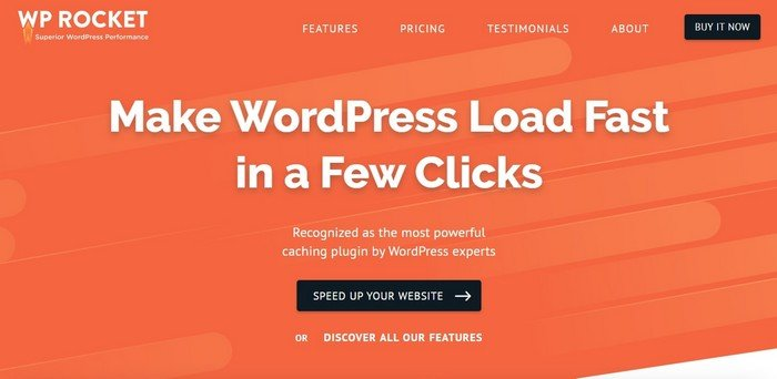 WP Rocket is one of thebest WordPress caching plugins on the market.