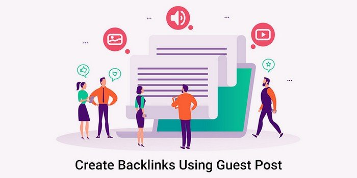 Backlinks are one of the top-ranking signal Google used to determine if your page belongs in the search engine result page.