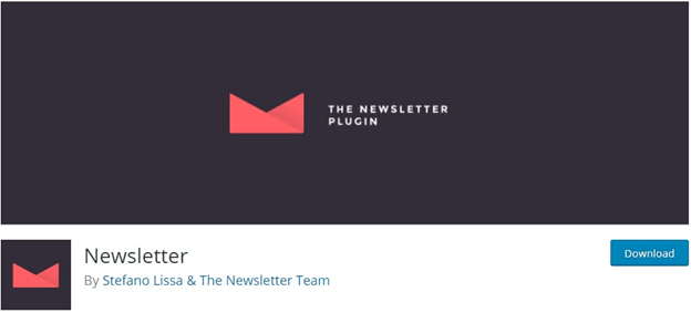 Newsletter is an excellent option for small and medium businesses.