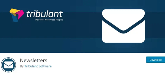 Tribulant Newsletter, is another WordPress Newsletter plugin, that supports mailing lists.
