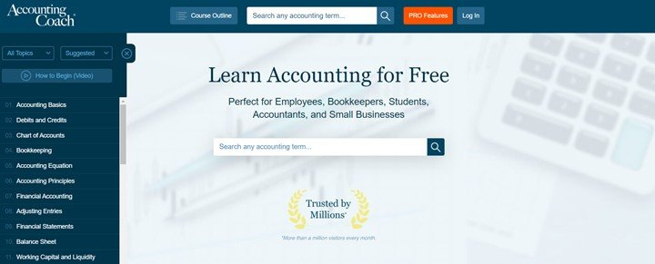 Small Businesses - Accounting Coach
