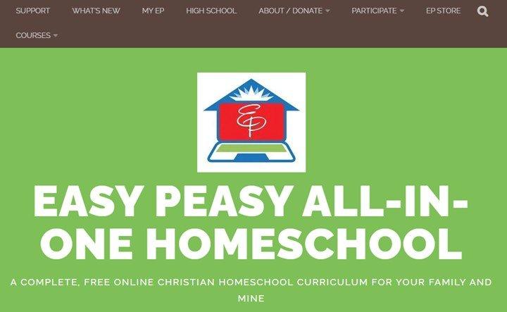 All-in-One Homeschool