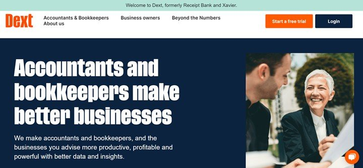 Small Businesses - Dext