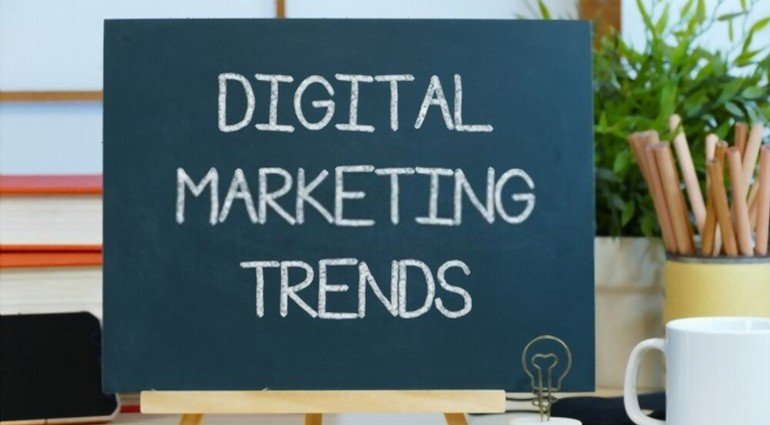 Top Digital Marketing Trends for 2021 and Beyond