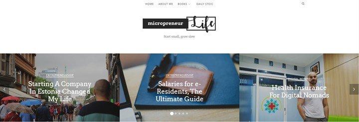 Micropreneur Life