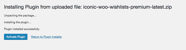 Install a premium WordPress plugin.